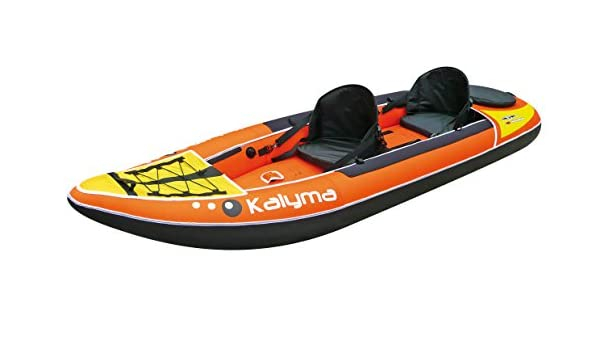BIC Kalyma - Kayak Hinchable, Color Naranja, 3.32 m: Amazon.es ...