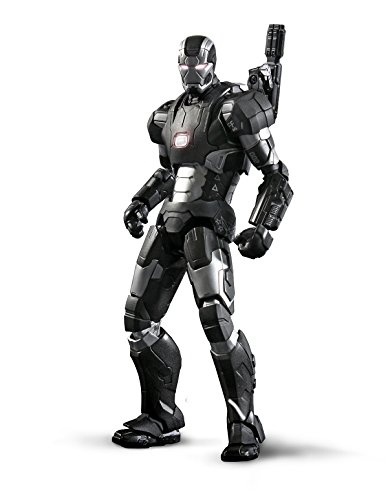 "Play Imaginative War Machine MK II ""Iron Man 3"" Action Figure (1/12 Scale)"