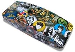 Acme Beatles Buttons Eyeglass Case - AC-EBEA29EC