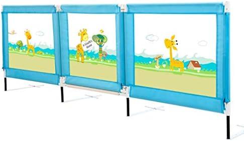 Yiner Barandilla De La Cama Portátil, Barandilla De La Cama De Puerta Abierta Barandilla De Cama De Bebé Universal Resistente A Las Roturas (1pc) (Color : Pink, Size : 1.5m): Amazon.es: Hogar