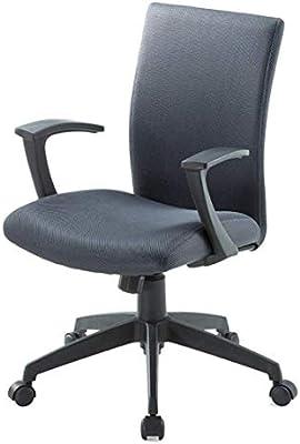 GJZM Silla de Oficina Silla giratoria, Malla cómodo Computer Chair ...