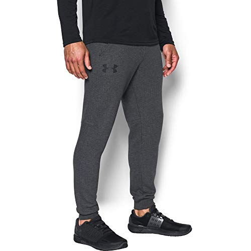 Under Armour UA Rival Fleece Fitted Joggers XXL Carbon Heath