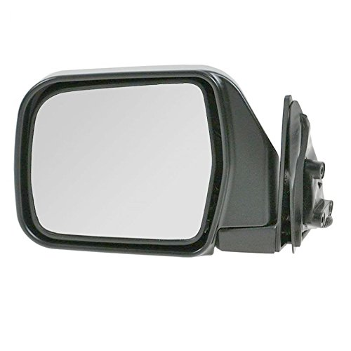 (Chrome Folding Power Side View Mirror Driver Left LH for 92-95 4Runner)