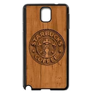 Samsung Galaxy Note 3 Cell Phone Case Black Starbucks 4 Pijp