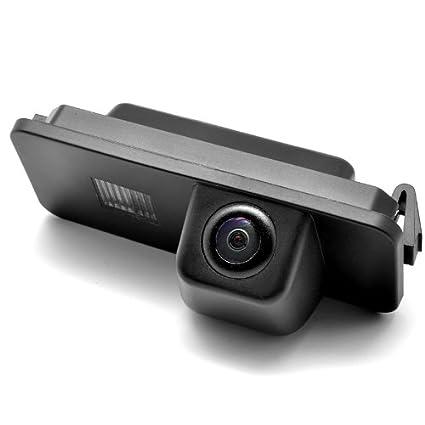 BW Car Rear View Reversing Camera For Volkswagen - Black