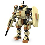 MyBuild Mecha Frame Robot Bricks Construction Blocks Toy Figure Sci-Fi Series (Ranger 5010)