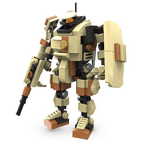 MyBuild Mecha Frame Robot Bricks Construction Blocks Toy Figure Sci-Fi Series (Ranger 5010) (Frame Toy)
