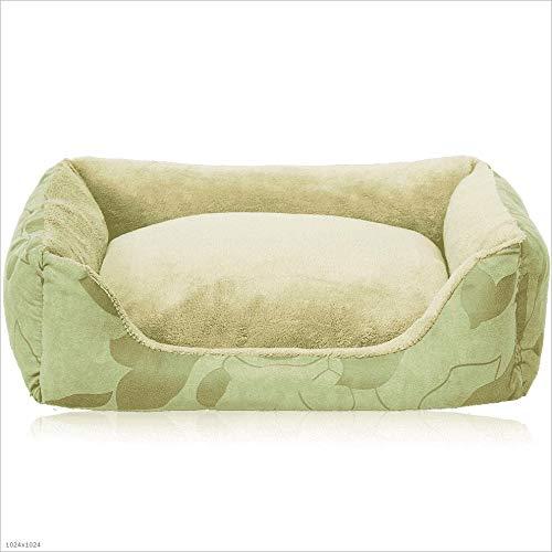 Chhll Letto per Animali Domestici di Peluche Perro de gato Linda cama Extra Grande para mascotas, Nido di Mascotte Pad Rimovibile Lavabile