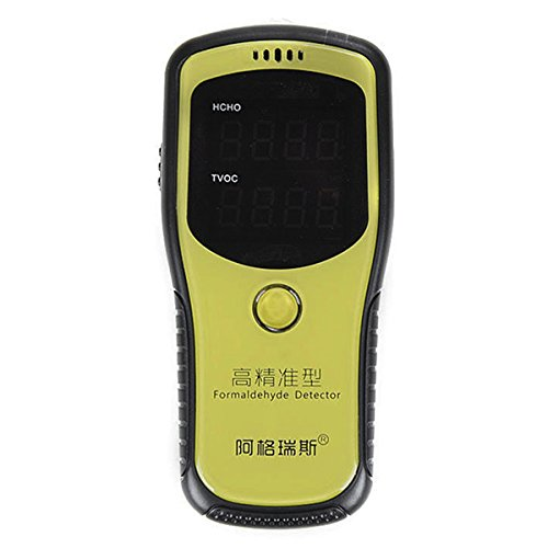 Professional Portable Formaldehyde Detector, Indoor Air Quality Tester with LCD Display for Home Use by OLSUS (Image #4)