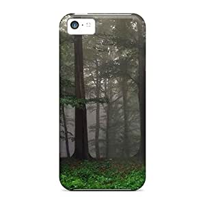Awesome LMk21414NqFn CarlHarris Defender Hard Cases Covers For Iphone 5c- Dawn Of Mist