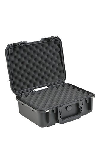 SKB 3i-1510-6B-L iSeries Waterproof Case 15'' x 10'' x 6'' with layered foam by SKB