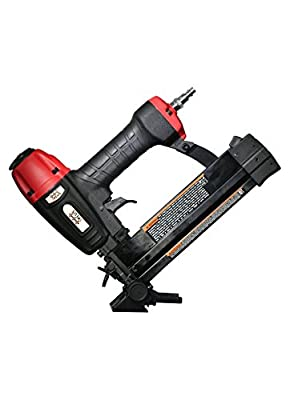 3 PLUS HFS509040SP 4-in-1 Pneumatic 18 Gauge Flooring Stapler/Nailer
