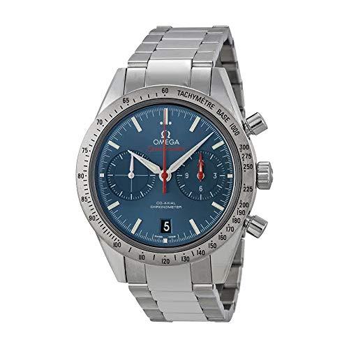 Omega-Speedmaster-Chronograph-Blue-Dial-Mens-Watch-33110425103001