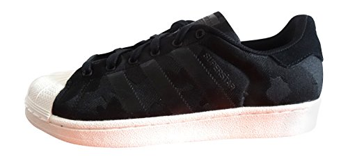adidas originals superstar weave mens trainers sneakers shoes Black Camo White jsd9O1