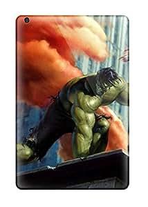 Tpu Case Cover For Ipad Mini/mini 2 Strong Protect Case - Hulk Design