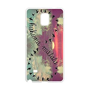 Hakuna Matata Bestselling Hot Seller High Quality Case Cove Hard Case For Samsung Galaxy Note4