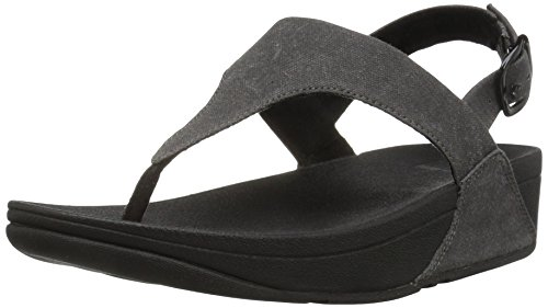 26c01b08e19 FitFlop Women s The Skinny Toe Thong Sandal in Canvas Flip Flop - Buy  Online in Oman.