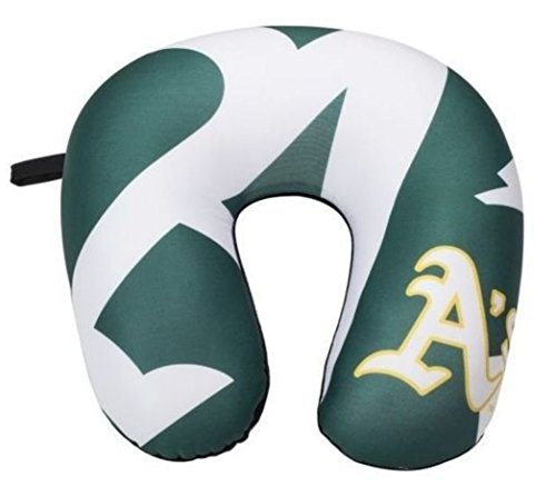 - NCAA Michigan State Spartans Impact Neck Pillow, Green