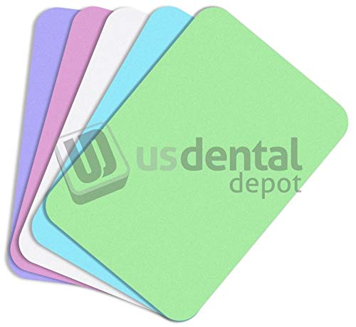 DEFEND- Tray Paper Covers 8.5 x 12.25 in - Blue Bx 1000 # Mfg 1000934 122513 Us Dental Depot