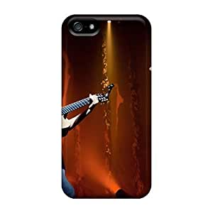 Iphone 5/5s RTx13653Pyye Provide Private Custom Vivid Red Hot Chili Peppers Series Perfect Cell-phone Hard Covers -KerryParsons hjbrhga1544