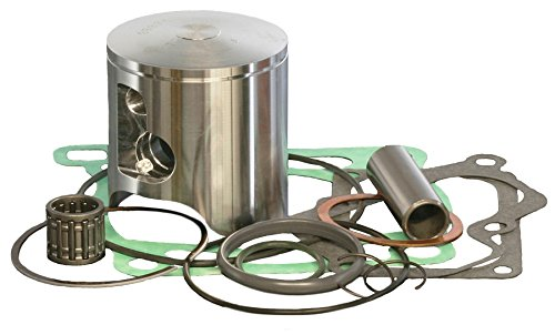 Wiseco PK1904 48.50 mm 2-Stroke Motorcycle Piston Kit with Top-End Gasket Kit by Wiseco