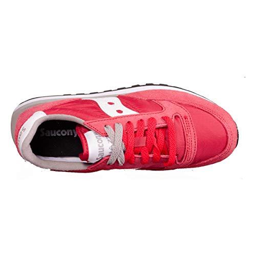 Jazz Adulto Rojo O Zapatillas Unisex De Saucony Running RASq1nF1x