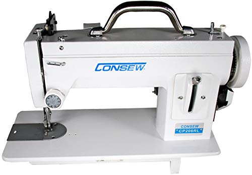 (Consew CP206RL Portable Walking Foot Machine- (New Style))