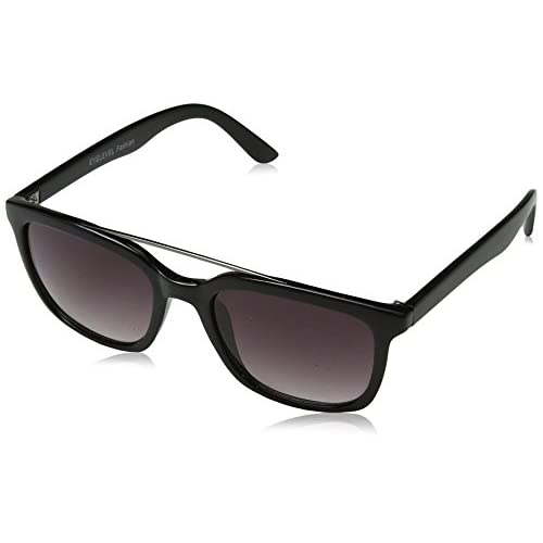 d92c3700d2 Eyelevel Reagan, Gafas de Sol Unisex Adulto, Negro (Black/Grey Gradient)