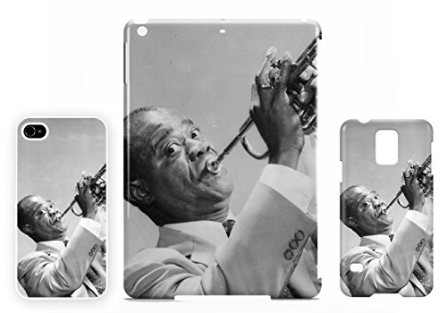 Loius Armstrong New iPhone 4 / 4S cellulaire cas coque de téléphone cas, couverture de téléphone portable