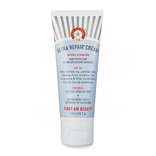 - First Aid Beauty Ultra Repair Cream Intense Hydration, 2 oz