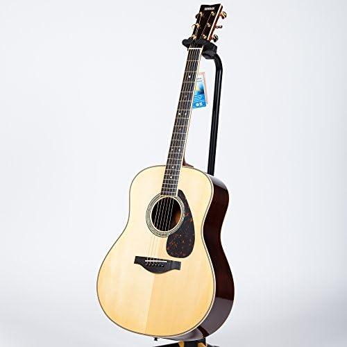 Yamaha serie L LL16 Dreadnought Guitarra Acústica con funda Natural: Amazon.es: Instrumentos musicales
