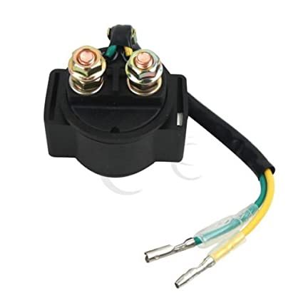 amazon com tcmt starter relay solenoid for honda trx400ex trx 400 rh amazon com