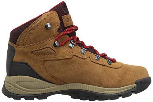 Ridge Hiking Mountain Plus Newton Boot Women's Amped Elk Waterproof Red Columbia fxwPE4RqH