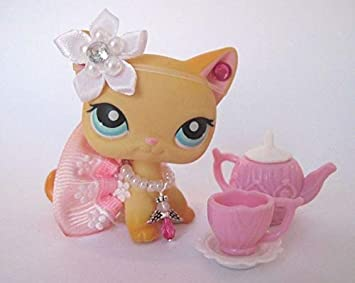 Amazon.com: Littlest Pet Shop Clothes lps accesorios ...