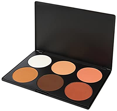 BH Cosmetics Contour and Blush Palette #2