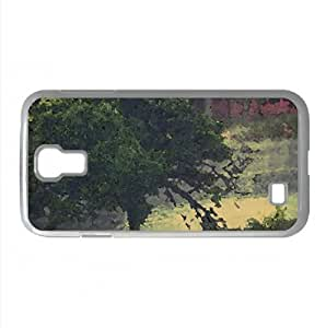 Rainy Day Watercolor style Cover Samsung Galaxy S4 I9500 Case (Summer Watercolor style Cover Samsung Galaxy S4 I9500 Case)