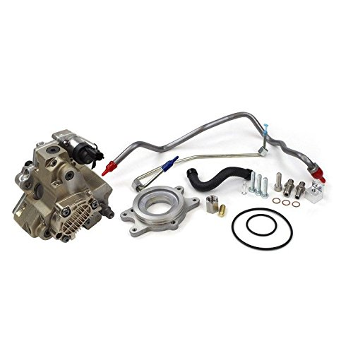 (Industrial Injection 436403 Conversion Kit With Pump (Tuning Reqd, 11-15 Gm Duramax 6.6L Lml Cp4 To Cp3) )