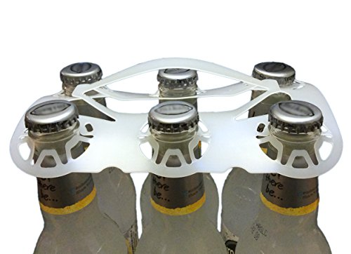 6-pack (Long Neck Beer) Bottle Handles 1000 Units For Sale