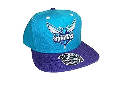Adidas Men's NBA Charlotte Hornets Snapback