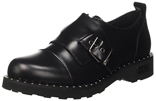 Zeppelin Black 999 Femme 1766 Noir Cult Basses Sneakers Low 6w8da