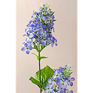 "Purple Lilac Flowers 29.5"" - Excellent Home Decor - Outdoor Indoor 102"