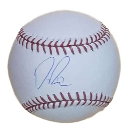 Drew Pomeranz Autographed/Signed Boston Red Sox OML Baseball
