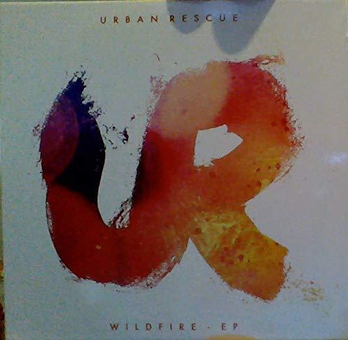 Wildfire - EP Album Cover