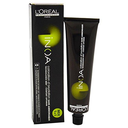 L'Oreal Professional Inoa, Unisex Hair Color, # 6.45 Dark...