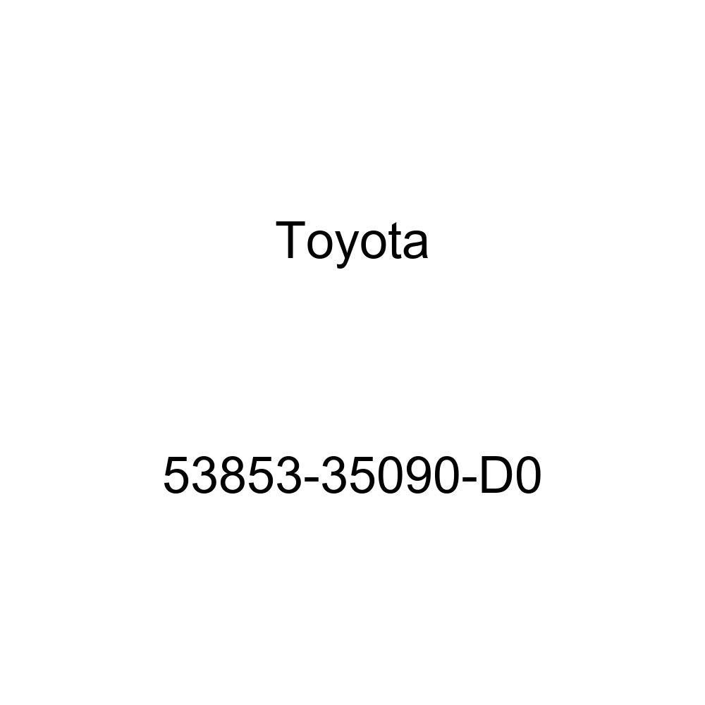 Genuine Toyota 53853-35090-D0 Wheel Opening Pad