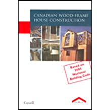 New Canadian Wood Frame House Construction
