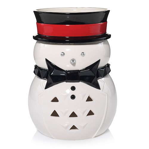 Yankee Candle Jackson Frost Jar Candle Holder