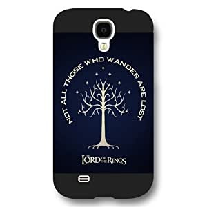 UniqueBox the Lord Of The Rings Custom Phone Case for Samsung Galaxy S4, DC comics Lord Of The Rings Customized Samsung Galaxy S4 Case, Only Fit for Samsung Galaxy S4 (Black Frosted Shell)