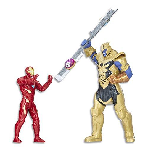 Marvel Avengers: Infinity War Iron Man vs. Thanos Battle Set
