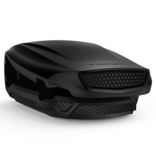 Spigen Kuel S40-2 Turbulence Car Mount Universal Phone Mount Holder Compatible with iPhone X/XS / XS Max/XR / 8/8 Plus / 7/7 Plus/Galaxy S9 / S9 Plus/Note 9 / S8 / S8 Plus & More - Black